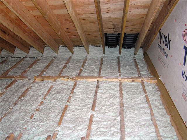 Achieving Proper Attic Insulation