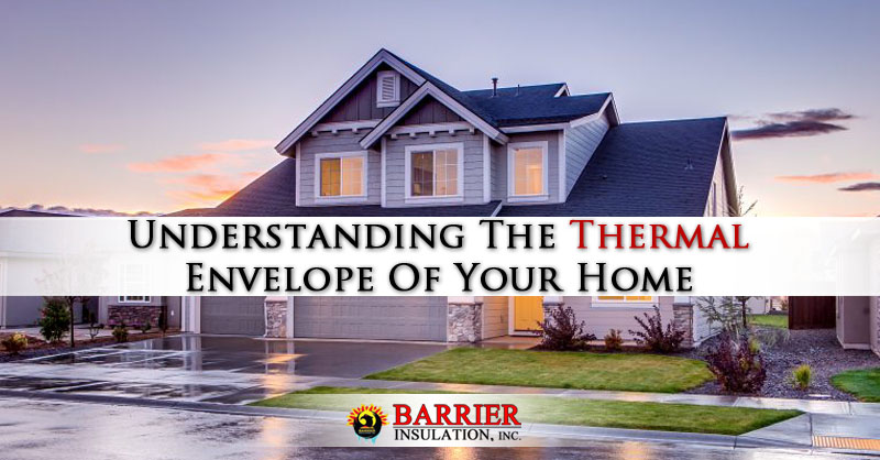 Understanding The Thermal Envelope Of Your Home