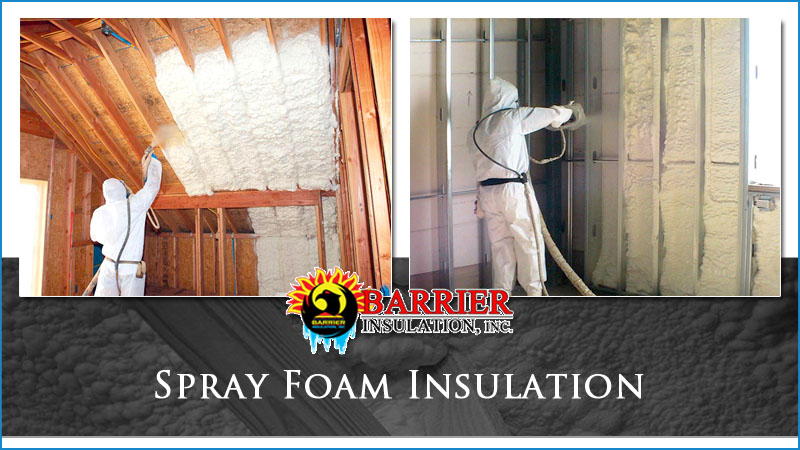 Spray Foam Insulation Phoenix Attic Amp Wall Barrier