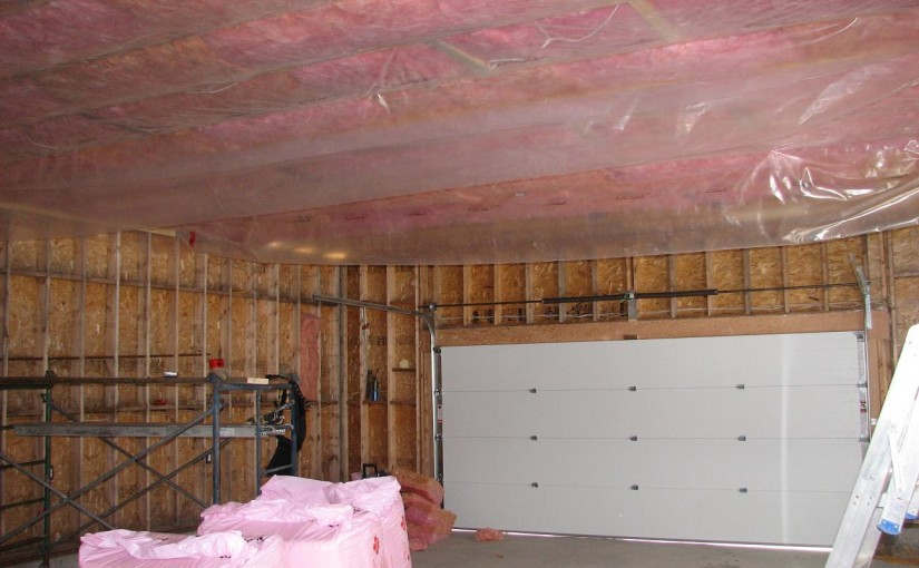 Garage Insulation For Increased Energy Efficiency
