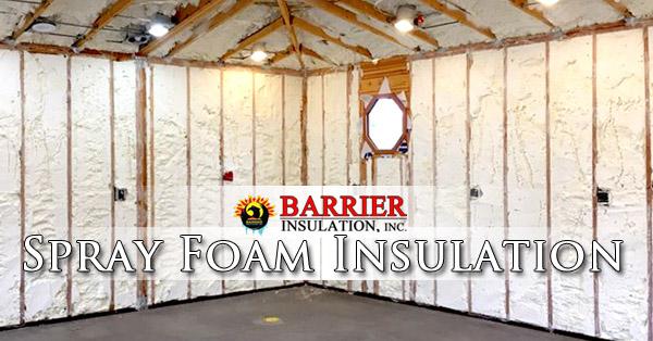 Spray Foam Insulation Scottsdale Az Barrier Insulation Blog