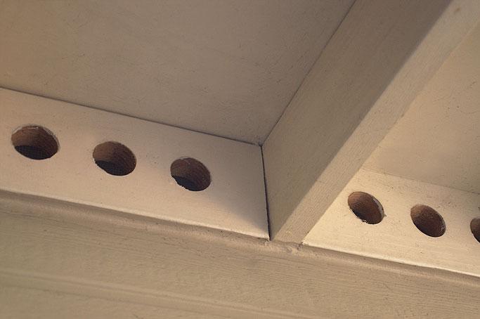 Soffit Vent Sample Barrier Insulation Inc