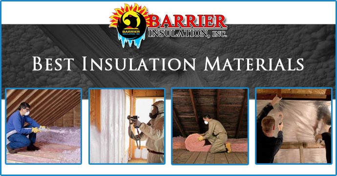 Best Insulation Materials For Arizona Barrier Insulation Inc