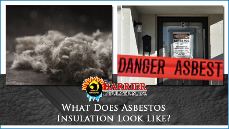 What Does Asbestos Insulation Look Like? - Barrier
