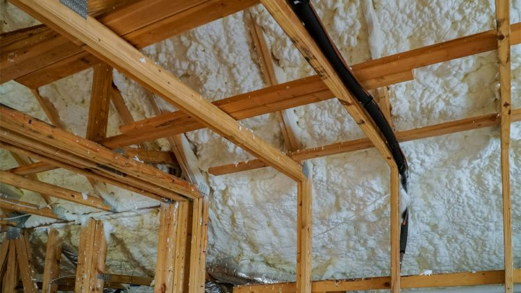 Spray Foam Pros and Cons